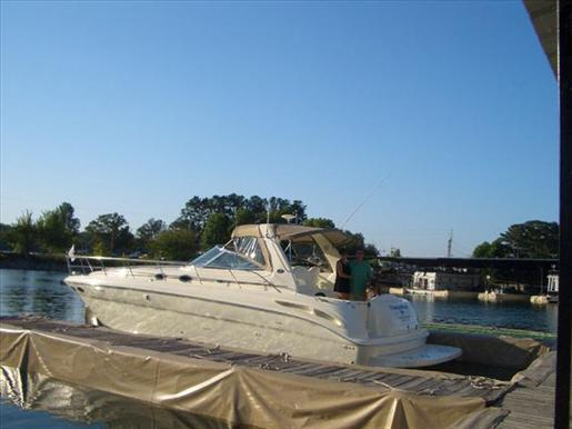 2001 Sea Ray 38 SUNDANCER