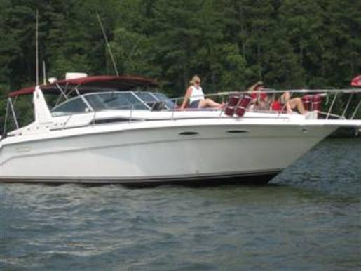 1990 Sea Ray 350 Sundancer