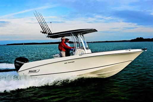 2012 BOSTON WHALER 220 OUTRAGE