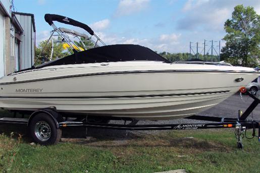 2012 Monterey 204 FS Bowrider