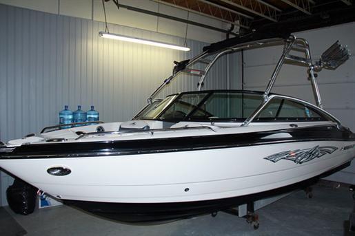 2012 Monterey 204 FSX Bowrider