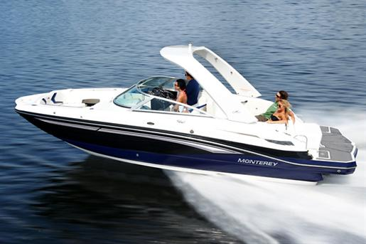 2012 Monterey M5 Sport Boat