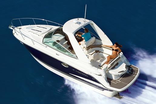 2012 Monterey 260 SCR Sport Cruiser