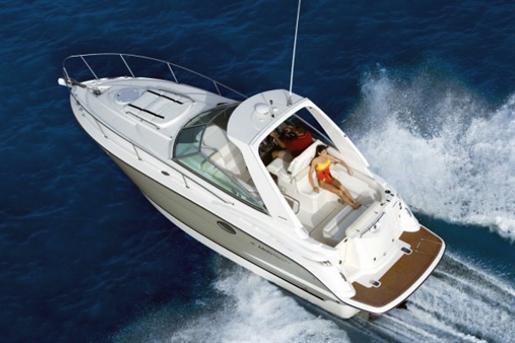 2012 Monterey 280 SCR Sport Cruiser