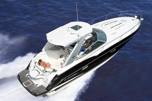 2012 Monterey 320 SY Sport Yacht