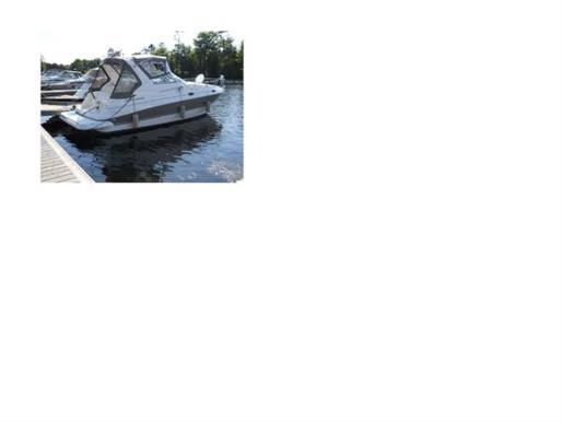 2006 Cruisers Yachts 280CXi