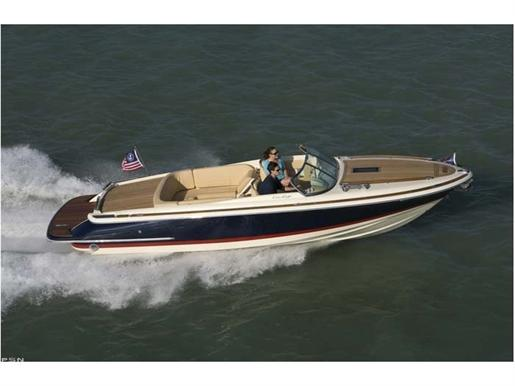2011 Chris-Craft 25 Corsair Heritage Edition