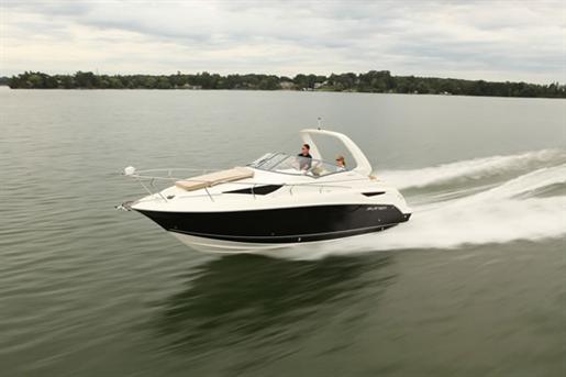 2012 Larson Cabrio 857