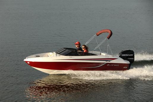 2012 Larson LX 620 OB