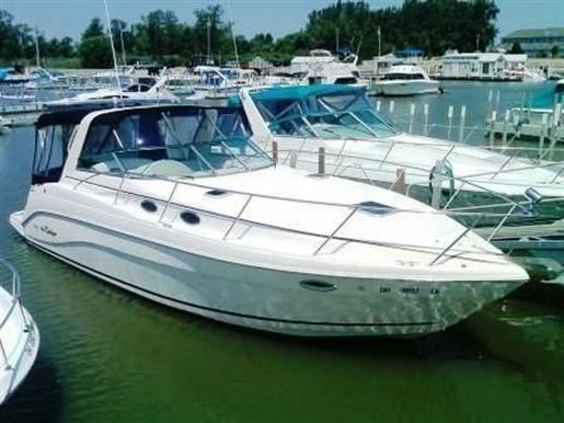 2002 Rinker 342 Fiesta Vee For Sale