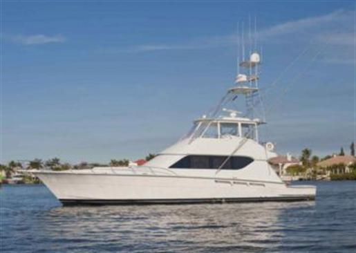 2002 HATTERAS Convertible SF
