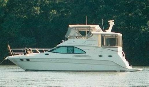 2000 Sea Ray 380 Aft Cabin