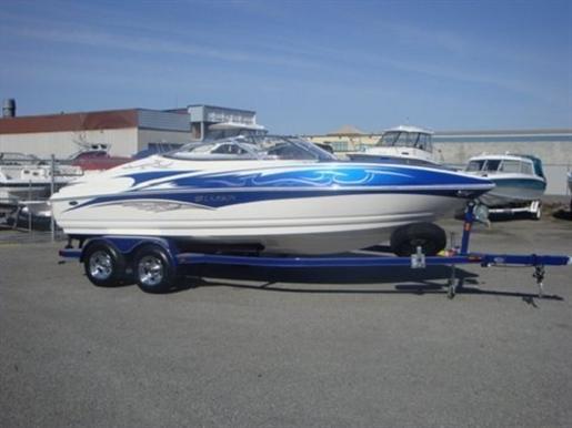 2009 Larson 206 Senza