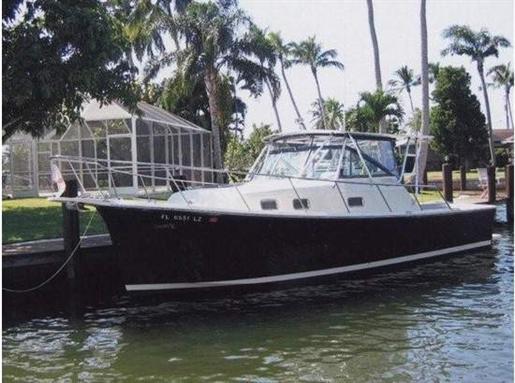 2003 Mainship 30-II Pilot Sedan
