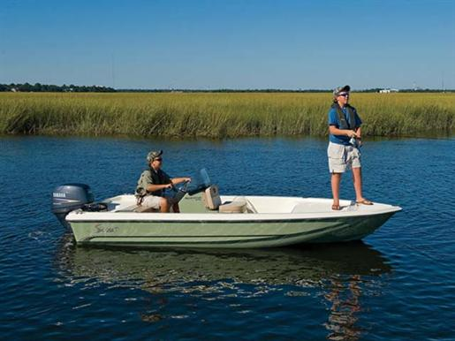Bay Boats. 2012 Scout 151 Series Courtesy www.boatbuys.com