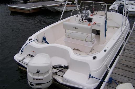 2006 Wellcraft 180 Fisherman