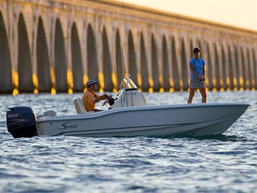 2012 Scout 175 Sportfish For Sale