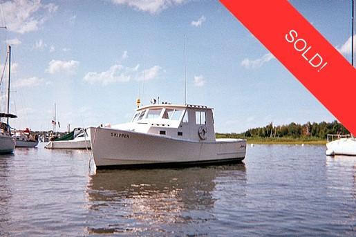 One secret: Downeast boat plans for sale