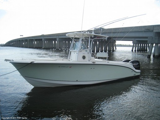 Used center console boats for sale in nc