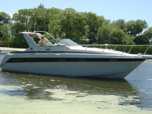 Donzi 3250 LXC 1998 Used Boat for Sale in ...