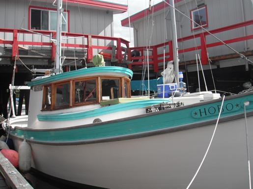Retired Tugboat For Sale http://www.boatdealers.ca/usedboats/powerboats/antiqueandclassics/scottspraguedesign/tug/160262/scottspraguedesign-tug-used-boat-for-sale.aspx
