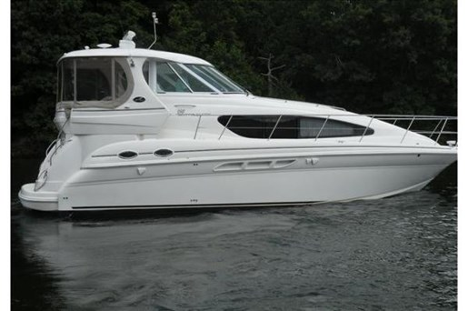 Sea Ray 390 Motor Yacht 2005