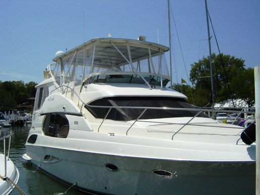 Silverton 43 Motor Yacht 2003 Used Boat For Sale In