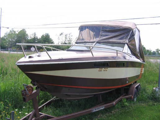 Chris Craft Scorpion - 1985
