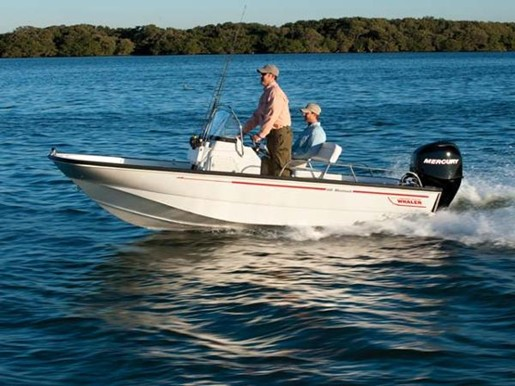 Boston Whaler 150 Montauk - 2013