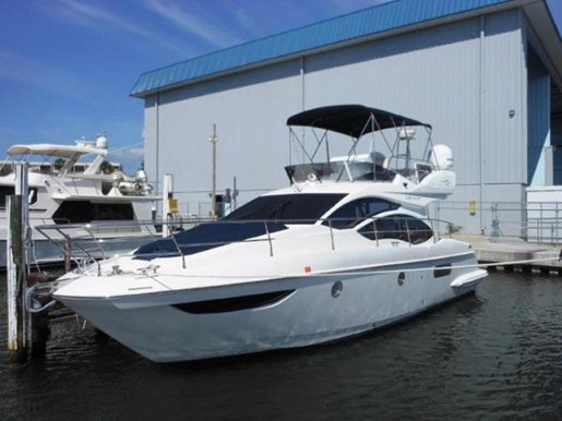 Azimut boats for sale florida waterfront