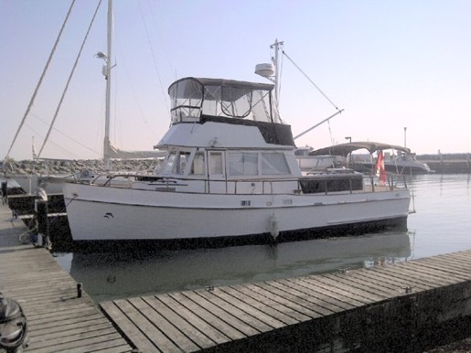 Grand Banks Trawler 36' Grand Banks Trawler - 1967