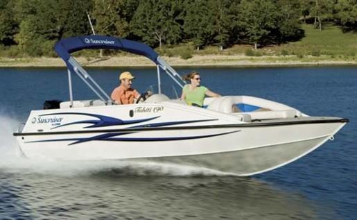 Mercury Outboard Dealers >> Lowe Suncruiser Tahiti 190 2008 Used Boat for Sale in Thomasburg, Ontario - BoatDealers.ca