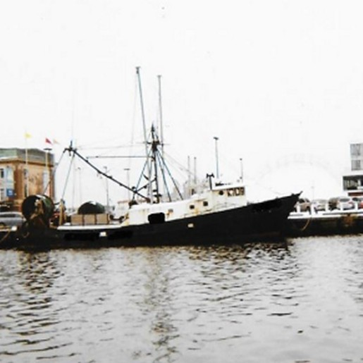 Trawlers For Sale: Shrimp Trawlers For Sale