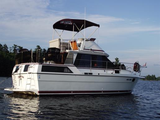 Prowler Sundeck 1987 Used Boat For Sale In Kenora Ontario