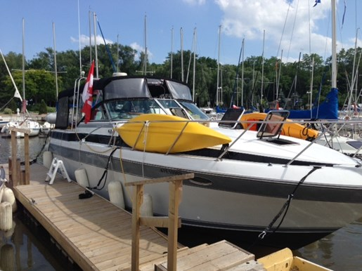 Chris Craft 370 Amerosport 1988 New Boat For Sale In Port