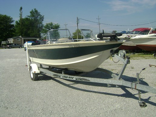 Boats for sale used boats yachts for sale for Sylvan fishing boats