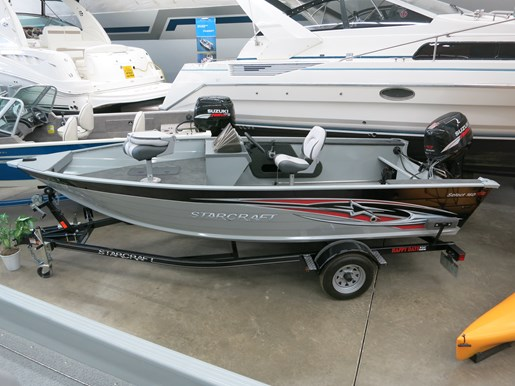 Starcraft 160 Select S C 2016 New Boat For Sale In Windsor