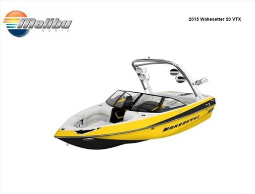 Print Listing Malibu 20 Vtx 2015 New Boat For Sale In