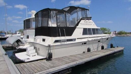 1990 Silverton 40 Aft Cabin Motor Yacht