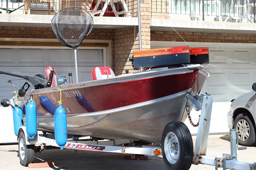 Lund Pro Angler 16 1986 Used Boat for Sale in Mississauga ...