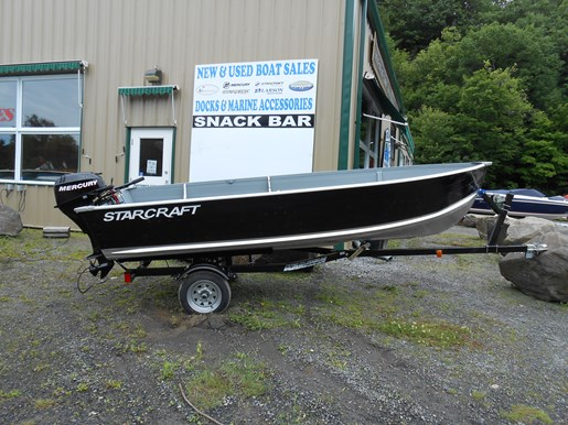 Starcraft sf14 2015 new boat for sale in muskoka ontario Aluminum boat and motor packages