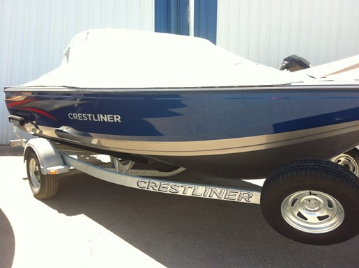 Crestliner 1750 fish hawk wt 2015 new boat for sale in for Fish hawk x4