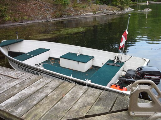 Sylvan 14 Super Snapper 1999 Used Boat for Sale in Portland, Ontario - BoatDealers.ca