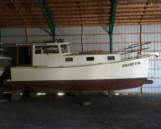 28 Trawler***SOLD***