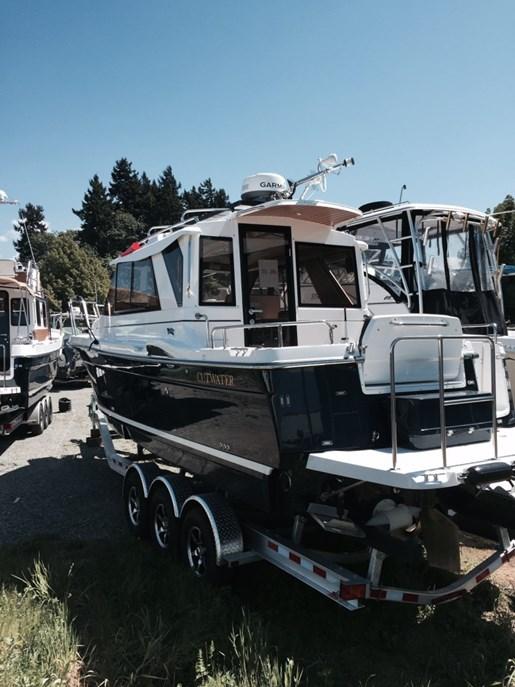 Cutwater C 26 2014 Used Boat For Sale In Port Alberni
