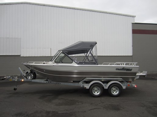 Thunder jet falcon 2016 new boat for sale in abbotsford for Jet fishing boats for sale