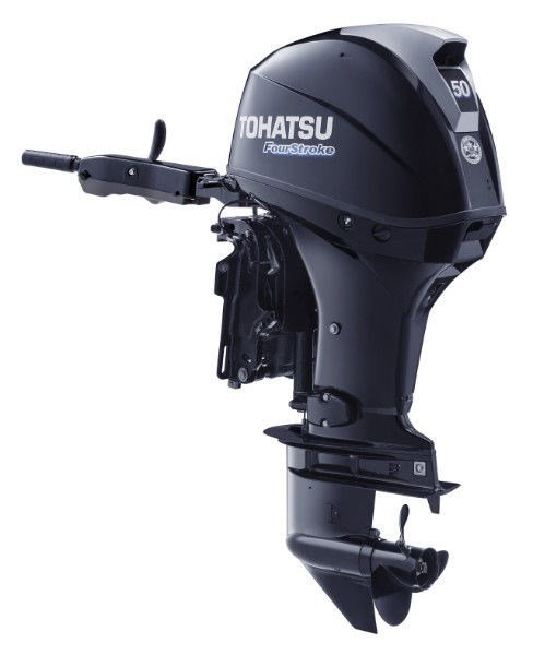 Tohatsu 4 Stroke Outboards 3 5 50 Hp 2016 New Boat For