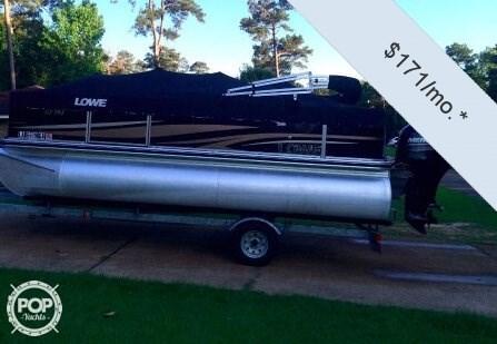 lowe 2014 used boat for sale in stapleton, alabama