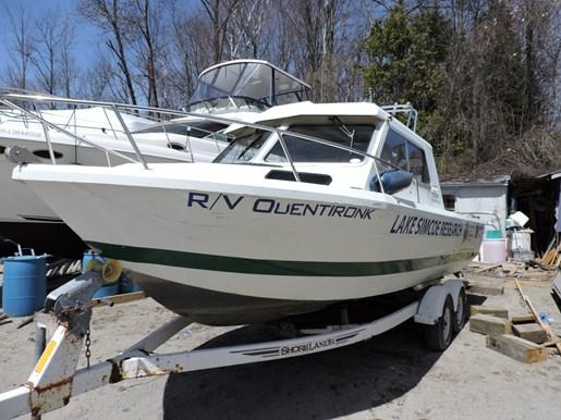 Harbour Craft Aluminum Boats