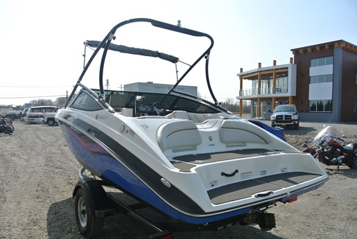 Yamaha ar 192 2014 used boat for sale in amos quebec for Yamaha dealers in arkansas